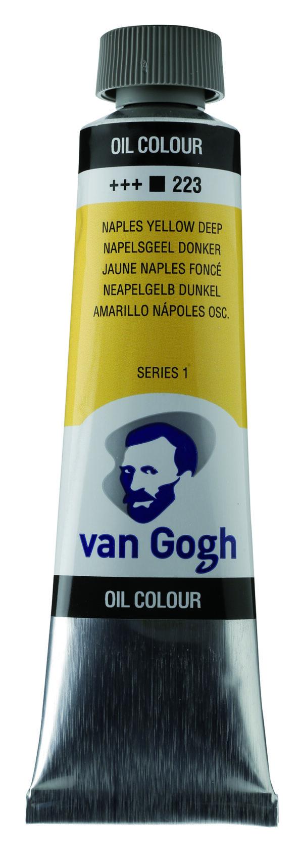 Van Gogh 223 Naples yellow Deep - 40 ml