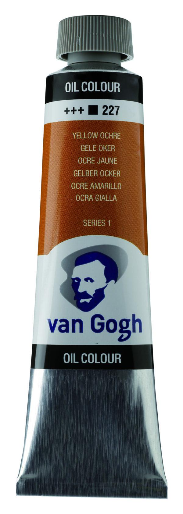 Van Gogh 227 Yellow ochre - 40 ml