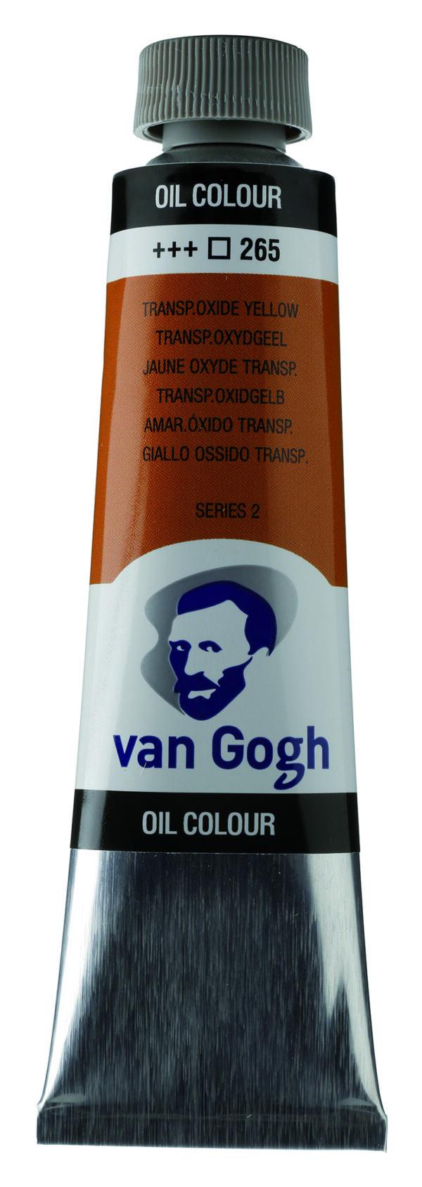 Van Gogh 265 Transparent oxide yellow - 40 ml