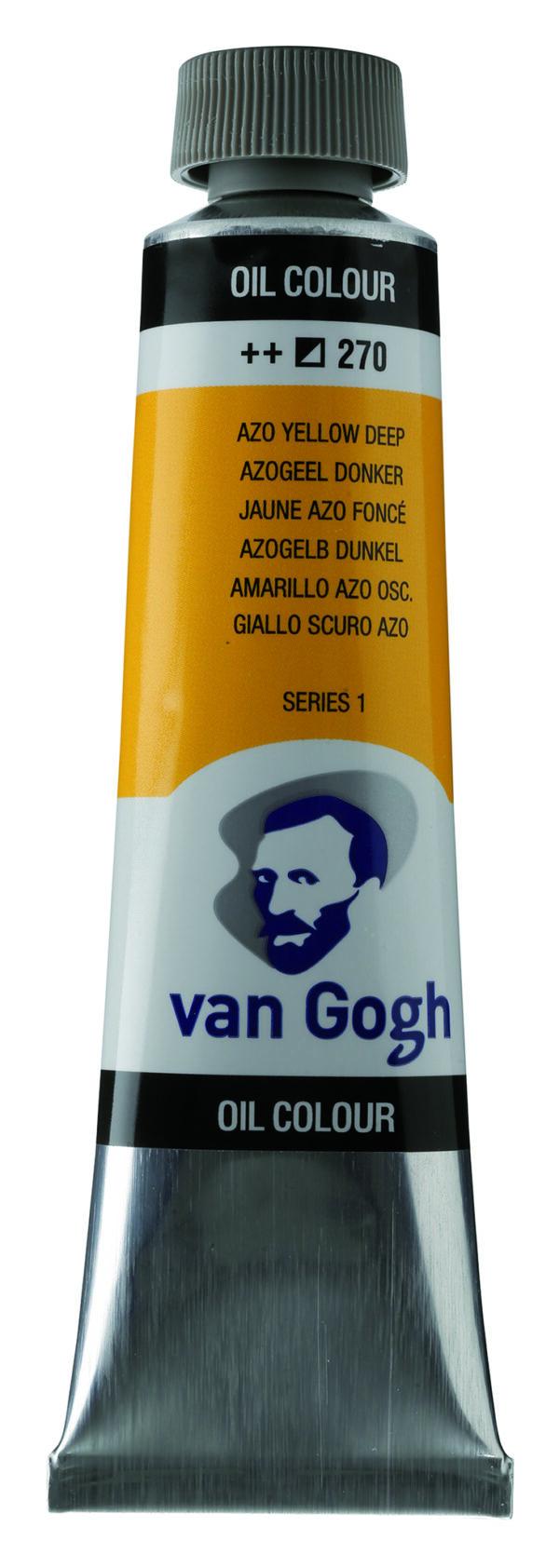 Van Gogh 270 Azo yellow Deep - 40 ml