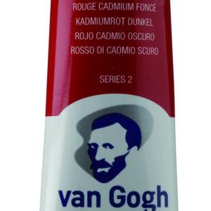 Van Gogh 306 Cadmium red Deep - 40 ml