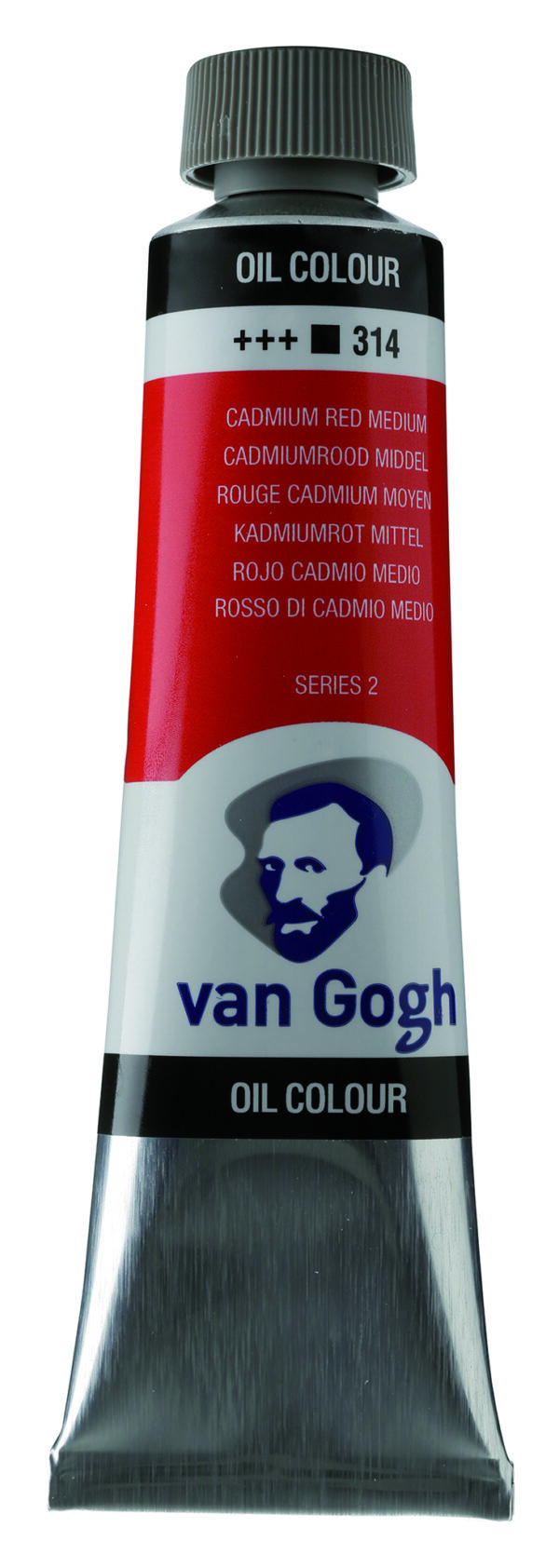 Van Gogh 314 Cadmium red Medium - 40 ml