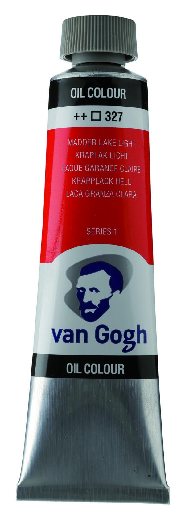 Van Gogh 327 Madder lake Light - 40 ml