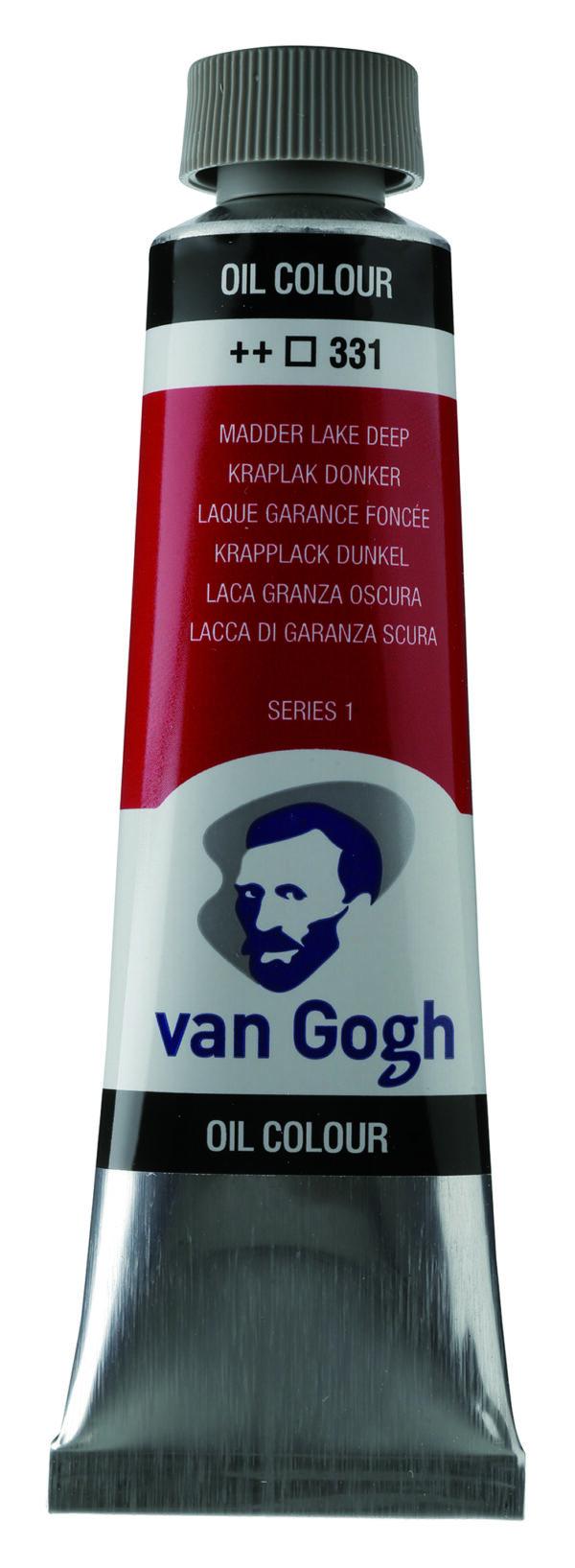 Van Gogh 331 Madder laker Deep - 40 ml