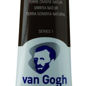 Van Gogh 408 Raw umber - 40 ml