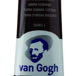 Van Gogh 409 Burnt umber - 40 ml