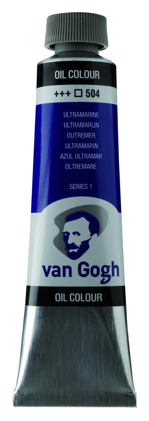Van Gogh 504 Ultramarine - 40 ml