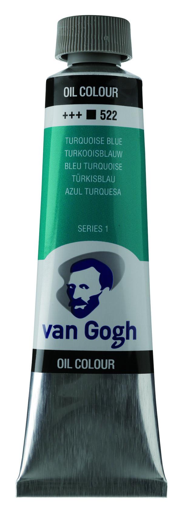 Van Gogh 522 Turquoise blue - 40 ml