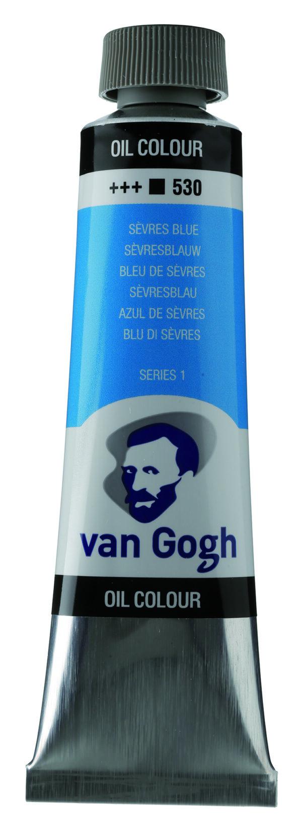 Van Gogh 530 Sèvres blue - 40 ml