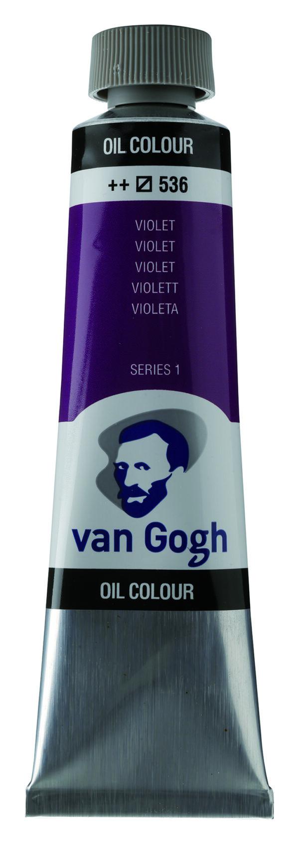 Van Gogh 536 Violet - 40 ml