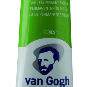 Van Gogh 614 Permanent green Medium - 40 ml