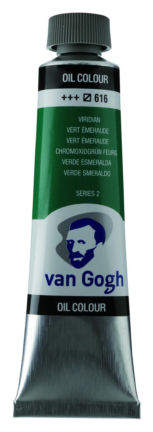 Van Gogh 616 Viridian - 40 ml