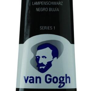 Van Gogh 702 Lamp black - 40 ml