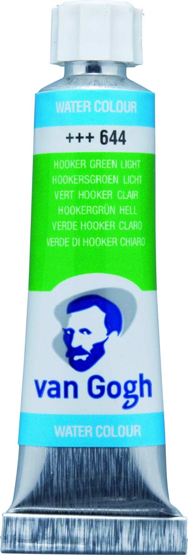 Van Gogh 644 Hooker green Light - 10 ml