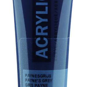 Ams std 708 Paynes grey - 20 ml