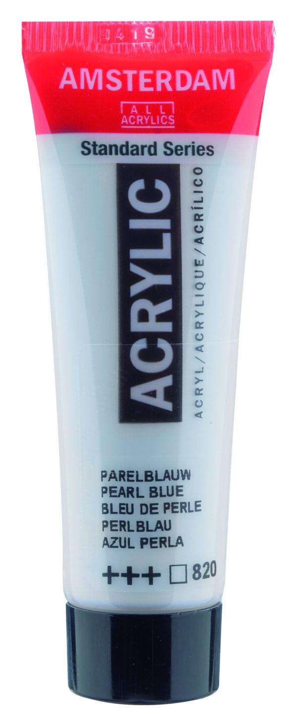 Ams std 820 Pearl blue - 20 ml