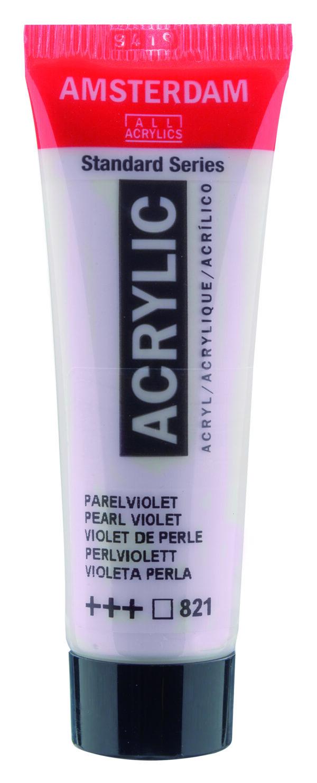 Ams std 821 Pearl violet - 20 ml