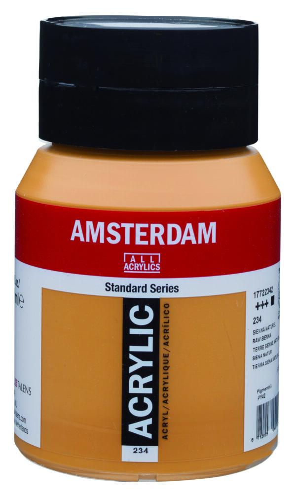 Ams std 234 Raw sienna - 500 ml