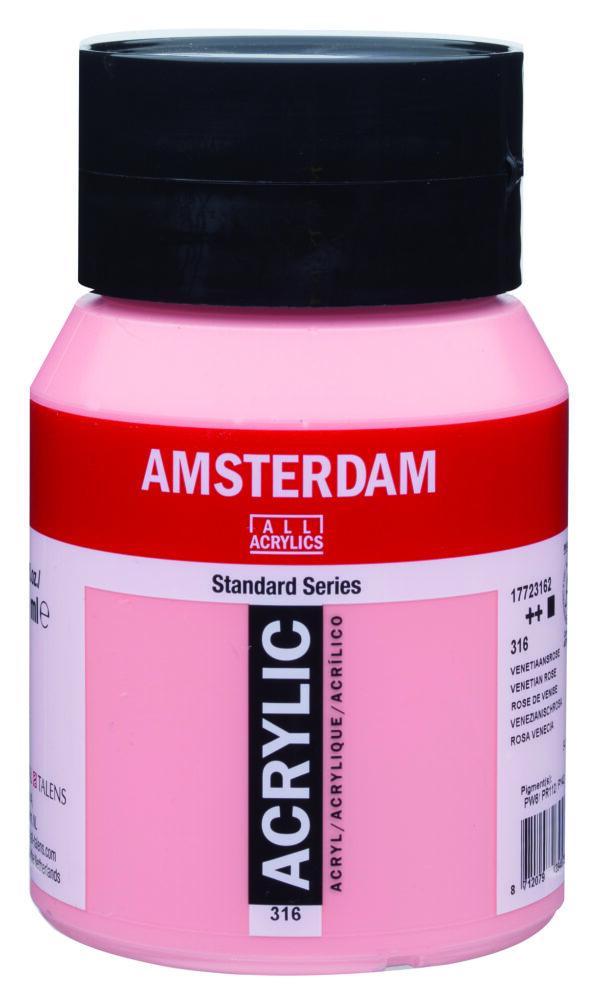 Ams std 316 Venetian rose - 500 ml