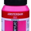 Ams std 348 Permanent red purple - 500 ml