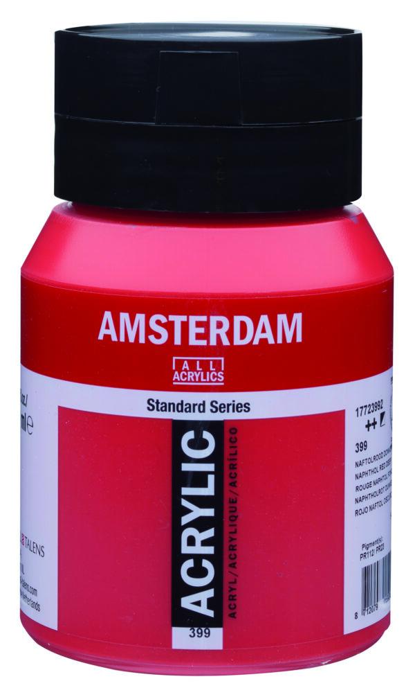 Ams std 399 Naphtol red Deep - 500 ml