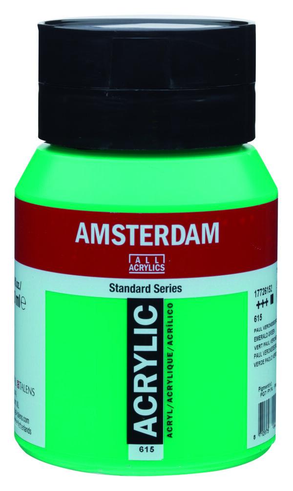 Ams std 615 Emerald green - 500 ml
