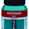 Ams std 675 Phthalo green - 500 ml