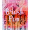 Ecoline Beige Pink Brush 5 Pen Set